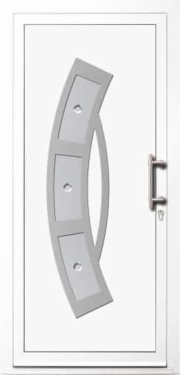 Modeli pvc ulaznih vrata
